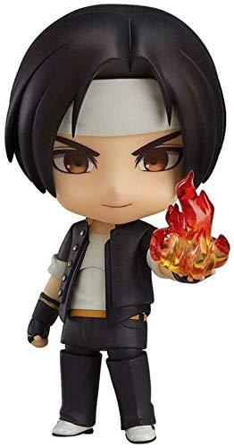Personajes de Anime The King of Fighters XIV Kyo Kusanagi Anime Figura de acción Modelo de Juguete Niños Regalo Personaje Recuerdo Artesanía Ornamento Estatua SLDJ429