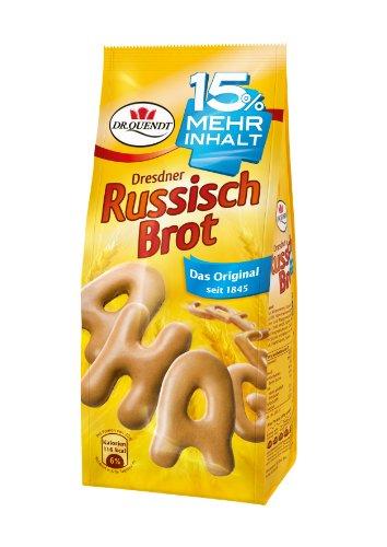 Dr. Quendt Russisch Brot, 15er Pack (15 x 115 g)