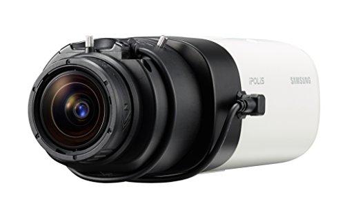 Samsung 4K UHD & 12Megapixel Network Camera (Lens Sold Separately) SNB-9000