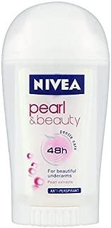 Nivea Pearl & Beauty Anti-Perspirant Stick 48hr, 40 ml