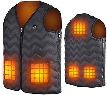 Coowoo Lightweight Heated Jacket