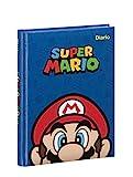 Super Mario - Diario 2020/2021 12 Mesi - Blu - Standard