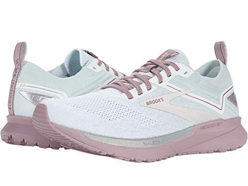 Brooks Ricochet 3 White/Ice/Primrose Pink 7 B (M)