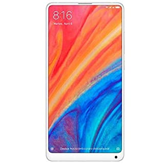 "Xiaomi MI Mix 2S - Smartphone DE 5.9"" (Qualcomm Snapdragon 845, RAM de 6 GB, Memoria de 64 GB, Dos cámaras de 12 MP, Android 8.0) Color Blanco [Versión española] (B07GDKXQ3F) 
