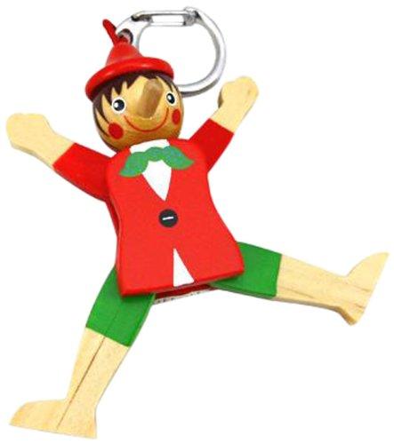 Sevi 81542 - Pinocchio Schlüsselanhänger