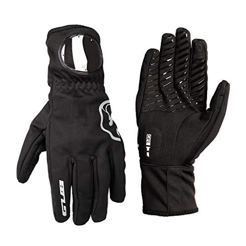 Winterhandschuhe Skihandschuhe Fahrradhandschuhe Touchscreen-Handschuhe Unisex Sporthandschuhe Atmungsaktiv Winddicht Bergsteigerhandschuhe für Schnee Outdoor Motorradfahren Radfahren Wandern