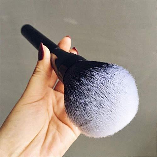 Foundation-Make-up-Pinsel, schöne Kosmetik-Pinsel, weicher Puder-Pinsel, großer Rouge,...