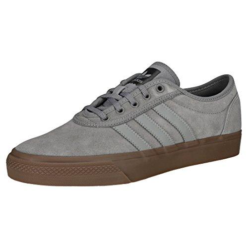 adidas Adi-Ease, Chaussures de Skateboard Mixte, Gris (Grpuch/Grpumg/Gum5 000), 48 2/3 EU