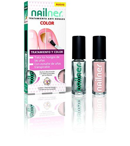 Nailner Tratamiento Pincel & Laca