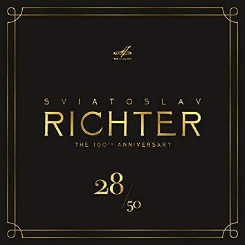 Святослав Рихтер 100, Том 28 (Live)