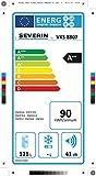 Zoom IMG-2 severin vks 8807 mini frigor