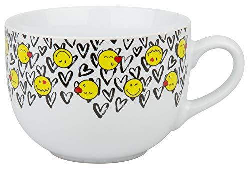 Smiley Jumbotasse Love 600 ml