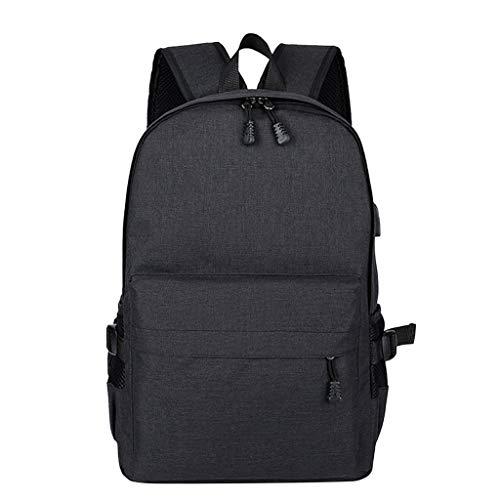 ITCHIC Borsa da viaggio per zaino da viaggio per studenti Zaino da viaggio per esterno da viaggio per uomoZaino casual da viaggio per studenti School Bag Outdoor Backpack