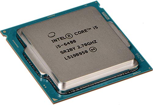 Intel BX80662I56400 - Core I5-6400 2.7ghz Socket 1151 6MB L3 Cache Retail Boxed Processor