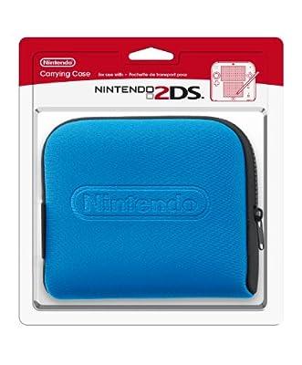 Nintendo 2DS Carrying Case - Blue (Nintendo 2DS)