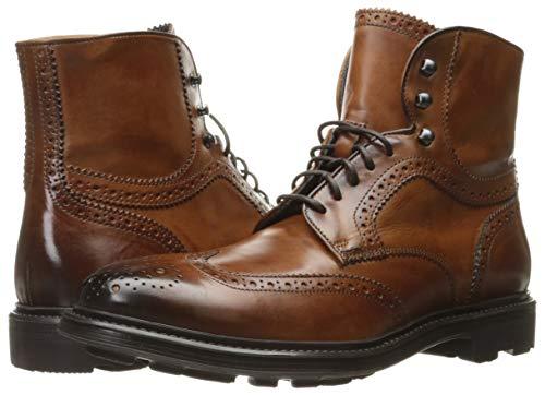 To Boot New York Men's Hobson Combat, Cognac, 8 M US
