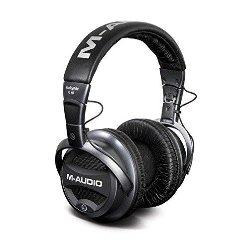 M-Audio Studiophile Q40 Closed-back Dynamic Headphones