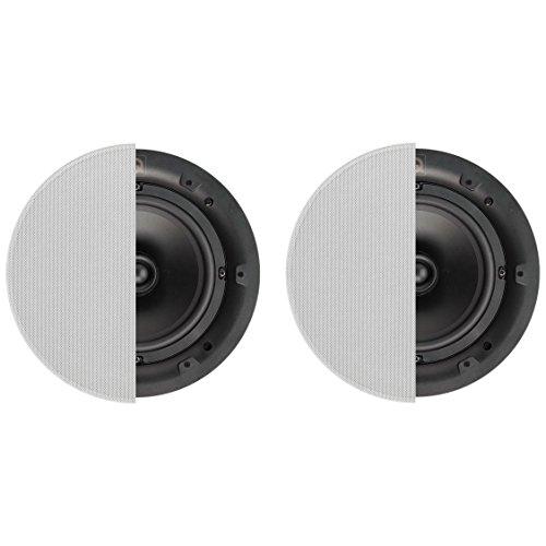 Q ACOUSTICS Q Install QI65C Professional 6.5' In Ceiling Speakers (Pair)...