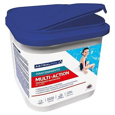 Astralpool Cloro Multiacción Compacto (Pastilla)