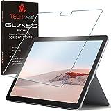 TECHGEAR Antirreflejo Protector de Pantalla Compatible con Microsoft Surface Go 2 / Surface Go - Mate Vidrio Templado [Dureza 9H] [Alta Definición] [Resistente a los arañazos] [Sin Burbuja]