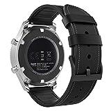 MoKo 22mm Bracelet Compatible avec Galaxy Watch 3 45mm/Galaxy Watch 46mm/Gear S3...