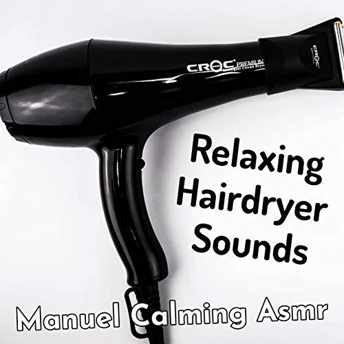 Professional Salon Hairdryer on High