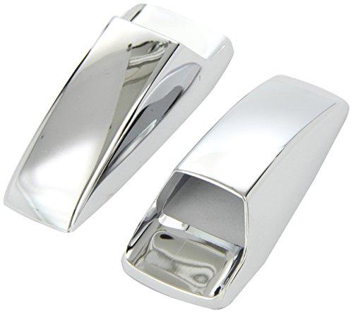 SUMEX 4008004 - Cubre Surtidores Limpiaparabrisas, Cromados