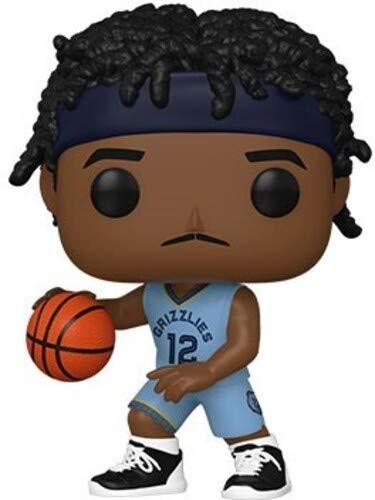 Funko- Pop NBA: Memphis Grizzlies-JA Morant (Alternate) S5 Figura da Collezione, Multicolore, 50820