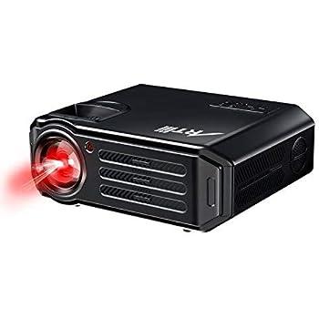 Proyectores, Artlii Proyector HD con 3500 Lúmenes, soporta 1080p ...