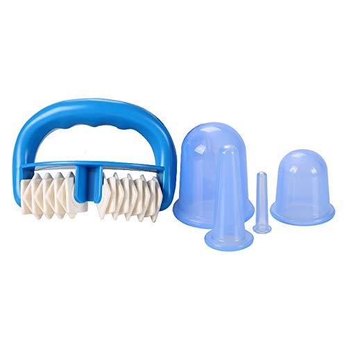 Ventosas Cupping Masaje Facial Magnético Therapy Set - Anti Ventosas Celulitis Masaje Anticelulitis Aparatos Anticelulítico Masajeadores, Ventosas Copas De Masaje Cristal Anticelulitica