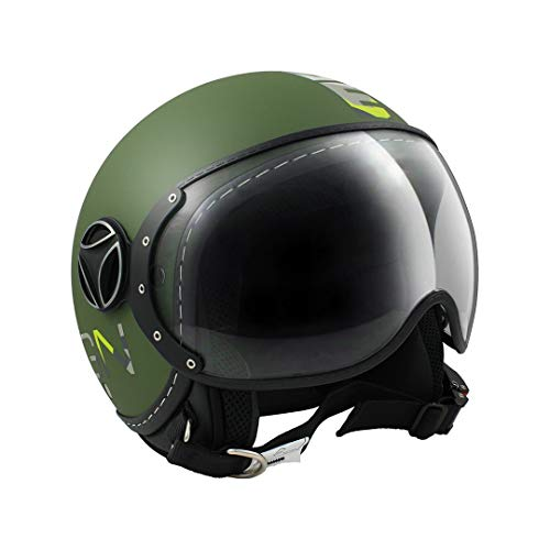 Momo Design Momo Casco FGTR Baby Military/Camu JM Medium Military/CAMU