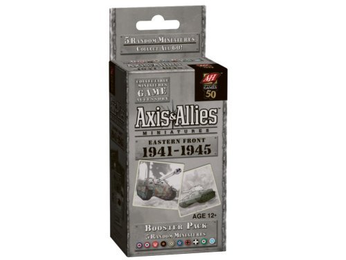 """Eastern Front 1941-1945 Booster Pack (""""Axis & Allies"""" Miniatures)"""