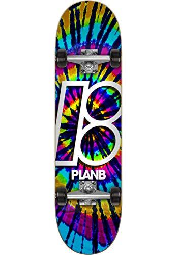 Plan B Team Deep Dye Skateboard, 18 x 80 cm, Erwachsene, Unisex, Mehrfarbig, Einheitsgröße