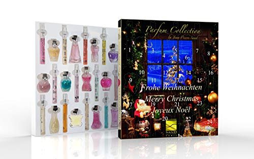 Jean-Pierre Sand - Parfum Collection Classic - Adventskalender