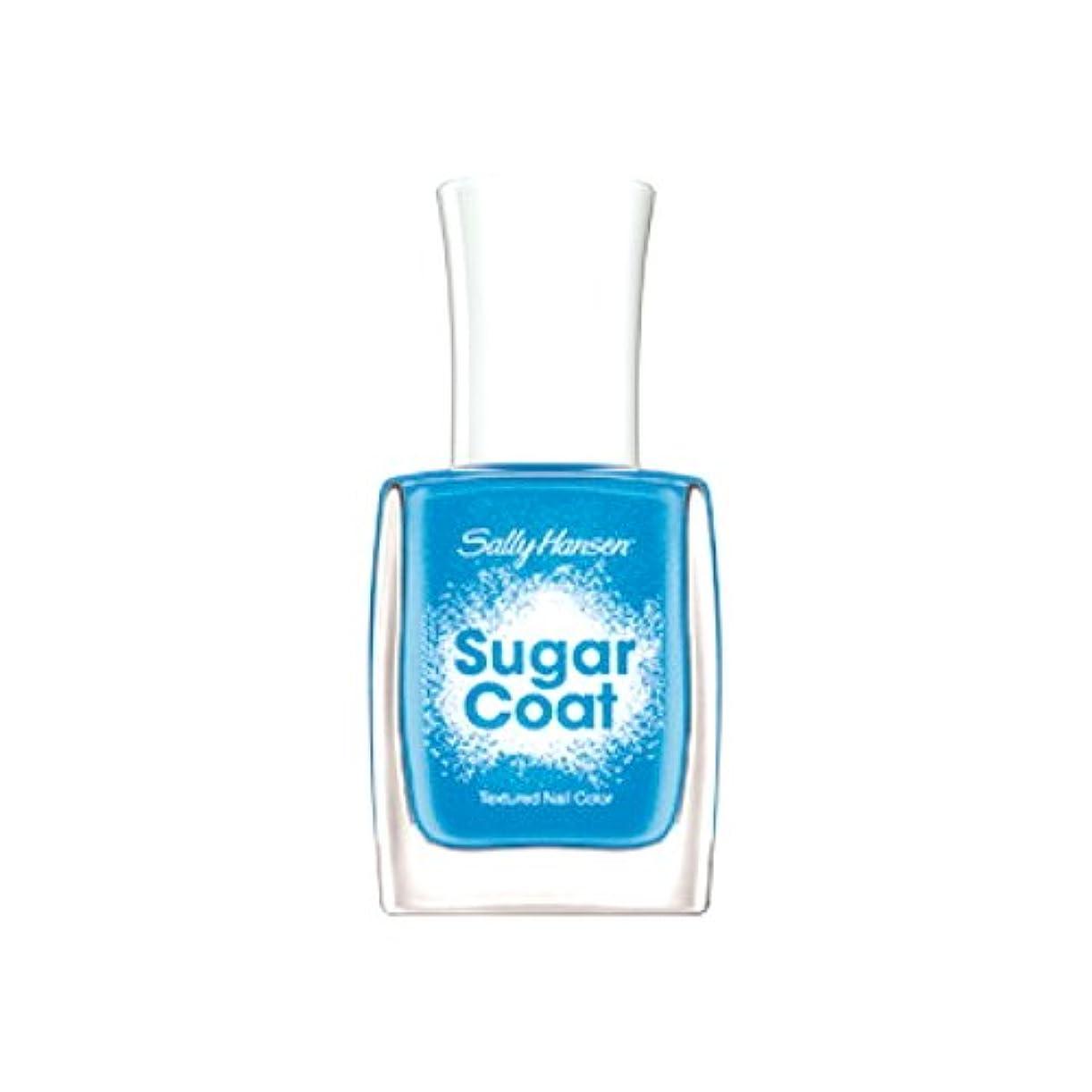嘆く一致起きてSALLY HANSEN Sugar Coat Special Effect Textured Nail Color - Razzle-berry (並行輸入品)
