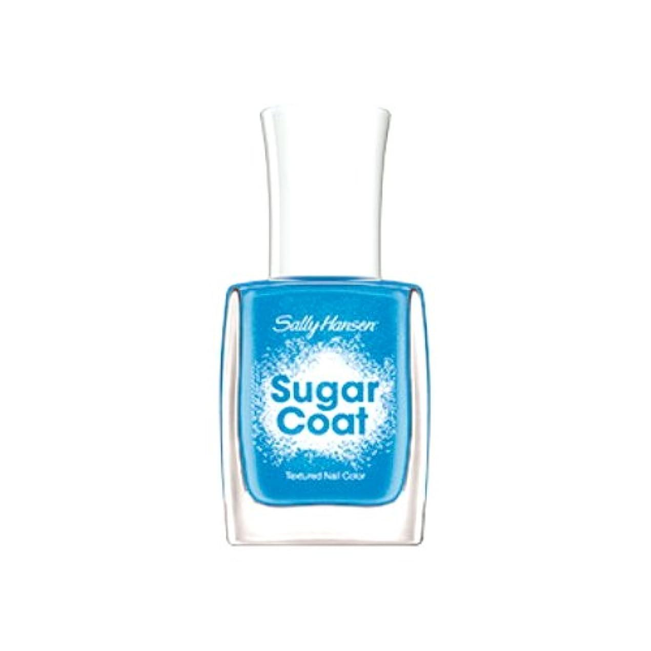 なるインシュレータ反論者SALLY HANSEN Sugar Coat Special Effect Textured Nail Color - Razzle-berry (並行輸入品)