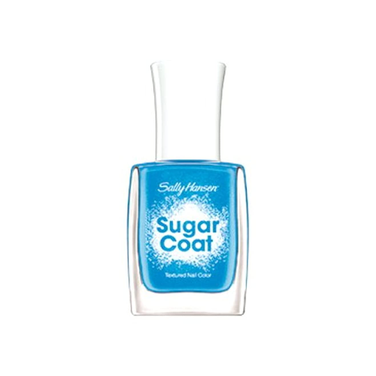実行後悔不公平SALLY HANSEN Sugar Coat Special Effect Textured Nail Color - Razzle-berry (並行輸入品)
