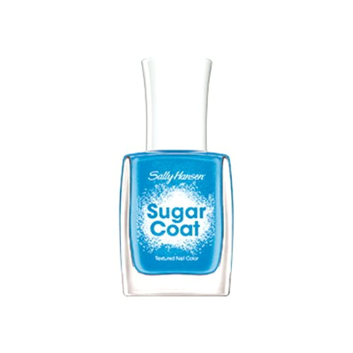 香港ご飯雇うSALLY HANSEN Sugar Coat Special Effect Textured Nail Color - Razzle-berry (並行輸入品)