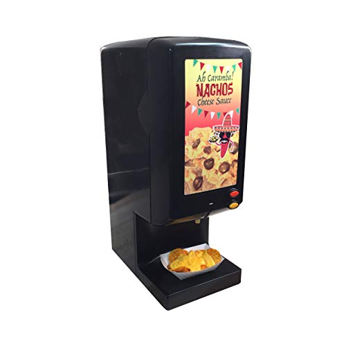 nacho cheese warmer with pump - 5
