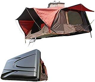 車載 ルーフテント 自働車 テント 3-5人 キャンプ 車中泊 車載 折り畳み 簡単 テント設営簡単