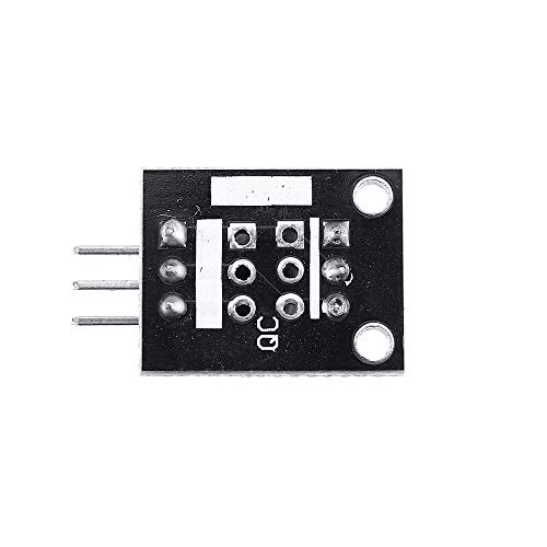 Módulo electrónico 3pin DS18B20 Módulo de sensor de medición de temperatura KY001 KY-001 Equipo electrónico de alta precisión
