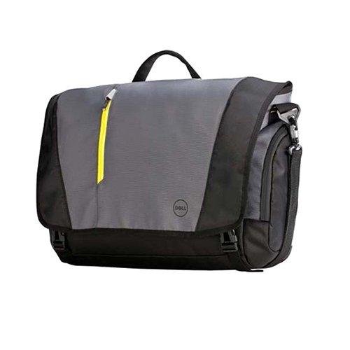 Genuine Original DELL Tek Messenger XPS Latitude Inspiron Vostro Alienware Laptop Case Bag, Suitable for upto 17', Dell P/N : DF1H3, 8CPGH, 460-BBKO