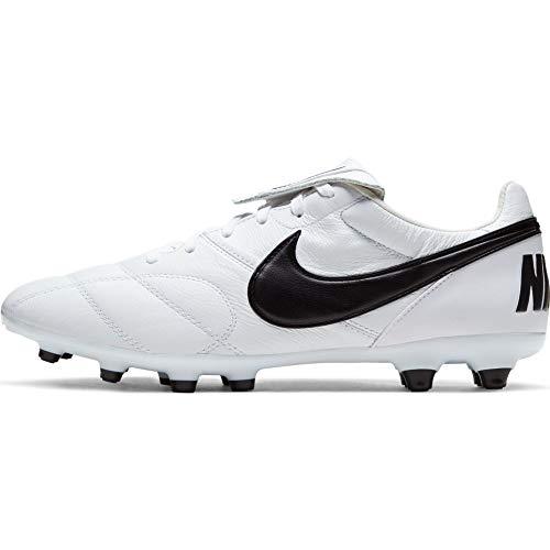 Nike Premier II FG - Zapatillas de fútbol, Blanco (Blanco), 44 EU