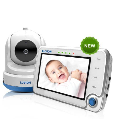 Luvion Supreme Connect Smart Baby Monitor by...