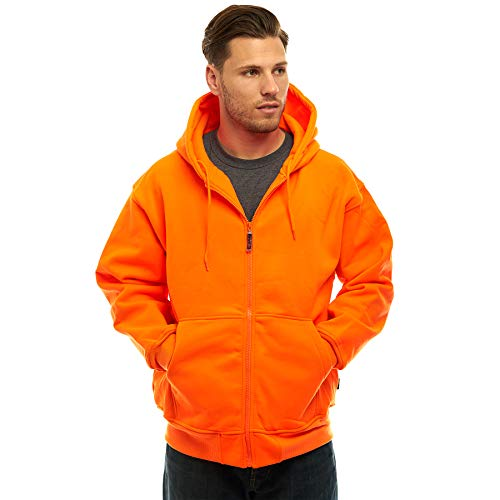 Best blaze orange hunting jacket