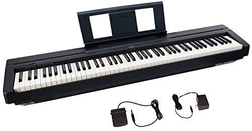 Yamaha Stage Piano P 45 B P-45 - Piano digital