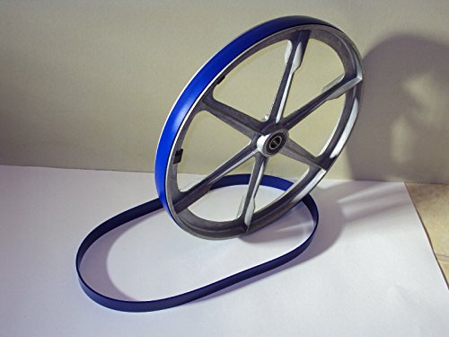 Urethane Band Saw Tires Set FOR SHOPSMITH .125 THICK Super Duty Bandsaw Wheel Tires