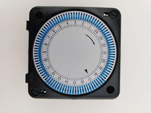 EDENEA - Horloge Piscine Encastrable pour Coffret Electrique - Piscine