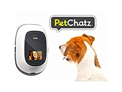 PetChatz Two-way video and audio call to pets from your pc, mobile or tablet