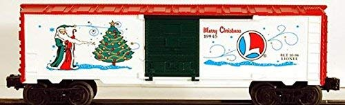 Lionel Trains Christmas Holiday 1996 BOXCAR 19945